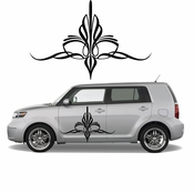 Pinstripe Pinstripes Car graphics Vinyl Decal Sticker Stickers MC633