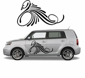 Pinstripe Pinstripes Car graphics Vinyl Decal Sticker Stickers MC635