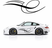 Pinstripe Pinstripes Car graphics Vinyl Decal Sticker Stickers MC669