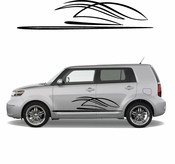 Pinstripe Pinstripes Car graphics Vinyl Decal Sticker Stickers MC673