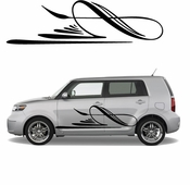 Pinstripe Pinstripes Car graphics Vinyl Decal Sticker Stickers MC676