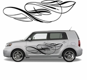 Pinstripe Pinstripes Car graphics Vinyl Decal Sticker Stickers MC677