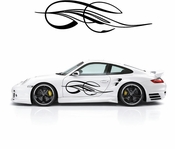 Pinstripe Pinstripes Car graphics Vinyl Decal Sticker Stickers MC684