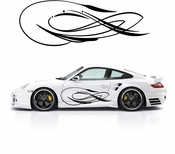 Pinstripe Pinstripes Car graphics Vinyl Decal Sticker Stickers MC692