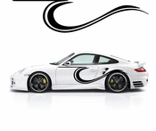 Pinstripe Pinstripes Car graphics Vinyl Decal Sticker Stickers MC701