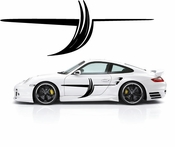 Pinstripe Pinstripes Car graphics Vinyl Decal Sticker Stickers MC711