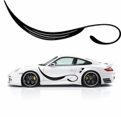 Pinstripe Pinstripes Car graphics Vinyl Decal Sticker Stickers MC713