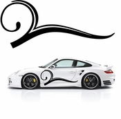 Pinstripe Pinstripes Car graphics Vinyl Decal Sticker Stickers MC718