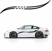 Pinstripe Pinstripes Car graphics Vinyl Decal Sticker Stickers MC722