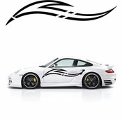 Pinstripe Pinstripes Car graphics Vinyl Decal Sticker Stickers MC723