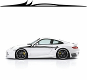 Pinstripe Pinstripes Car graphics Vinyl Decal Sticker Stickers MC725