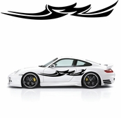 Pinstripe Pinstripes Car graphics Vinyl Decal Sticker Stickers MC784