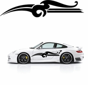 Pinstripe Pinstripes Car graphics Vinyl Decal Sticker Stickers MC798