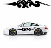 Pinstripe Pinstripes Car graphics Vinyl Decal Sticker Stickers MC822