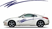 Pinstripe Pinstripes Car graphics Vinyl Decal Sticker Stickers MC828