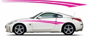 Pinstripe Pinstripes Car graphics Vinyl Decal Sticker Stickers MC831