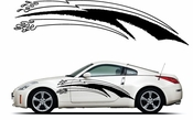 Pinstripe Pinstripes Car graphics Vinyl Decal Sticker Stickers MC834