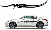 Pinstripe Pinstripes Car graphics Vinyl Decal Sticker Stickers MC846