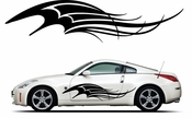 Pinstripe Pinstripes Car graphics Vinyl Decal Sticker Stickers MC850