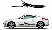 Pinstripe Pinstripes Car graphics Vinyl Decal Sticker Stickers MC862