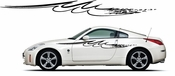 Pinstripe Pinstripes Car graphics Vinyl Decal Sticker Stickers MC864