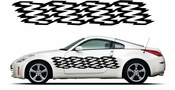 Pinstripe Pinstripes Car graphics Vinyl Decal Sticker Stickers MC879