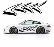 Pinstripe Pinstripes Car graphics Vinyl Decal Sticker Stickers MC884