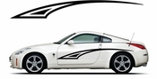 Pinstripe Pinstripes Car graphics Vinyl Decal Sticker Stickers MC901