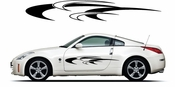 Pinstripe Pinstripes Car graphics Vinyl Decal Sticker Stickers MC902