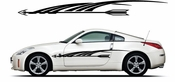 Pinstripe Pinstripes Car graphics Vinyl Decal Sticker Stickers MC904
