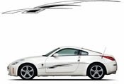 Pinstripe Pinstripes Car graphics Vinyl Decal Sticker Stickers MC911