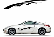 Pinstripe Pinstripes Car graphics Vinyl Decal Sticker Stickers MC913