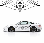 Pinstripe Pinstripes Car graphics Vinyl Decal Sticker Stickers MC919