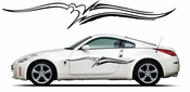 Pinstripe Pinstripes Car graphics Vinyl Decal Sticker Stickers MC928