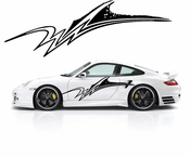 Pinstripe Pinstripes Car graphics Vinyl Decal Sticker Stickers MC930