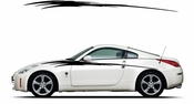Pinstripe Pinstripes Car graphics Vinyl Decal Sticker Stickers MC945
