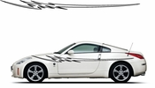 Pinstripe Pinstripes Car graphics Vinyl Decal Sticker Stickers MC949