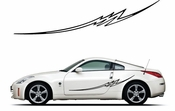 Pinstripe Pinstripes Car graphics Vinyl Decal Sticker Stickers MC954
