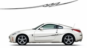 Pinstripe Pinstripes Car graphics Vinyl Decal Sticker Stickers MC955
