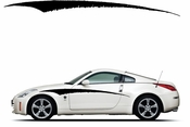 Pinstripe Pinstripes Car graphics Vinyl Decal Sticker Stickers MC959