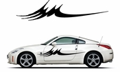 Pinstripe Pinstripes Car graphics Vinyl Decal Sticker Stickers MC966