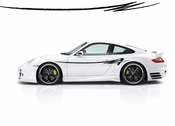 Pinstripe Pinstripes Car graphics Vinyl Decal Sticker Stickers MC971