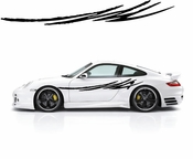 Pinstripe Pinstripes Car graphics Vinyl Decal Sticker Stickers MC972