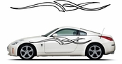 Pinstripe Pinstripes Car graphics Vinyl Decal Sticker Stickers MC978