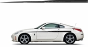 Pinstripe Pinstripes Car graphics Vinyl Decal Sticker Stickers MC1040