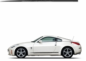 Pinstripe Pinstripes Car graphics Vinyl Decal Sticker Stickers MC1045