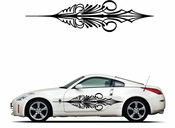 Pinstripe Pinstripes Car graphics Vinyl Decal Sticker Stickers MC1079
