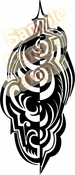 Pinstripe Pinstripes Car graphics Vinyl Decal Sticker Stickers MC1086