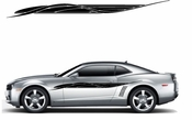 Racing Car Graphics pinstirpes Window Vinyl Car Wall Decal Sticker Stickers 118