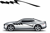 Racing Car Graphics pinstirpes Window Vinyl Car Wall Decal Sticker Stickers 124